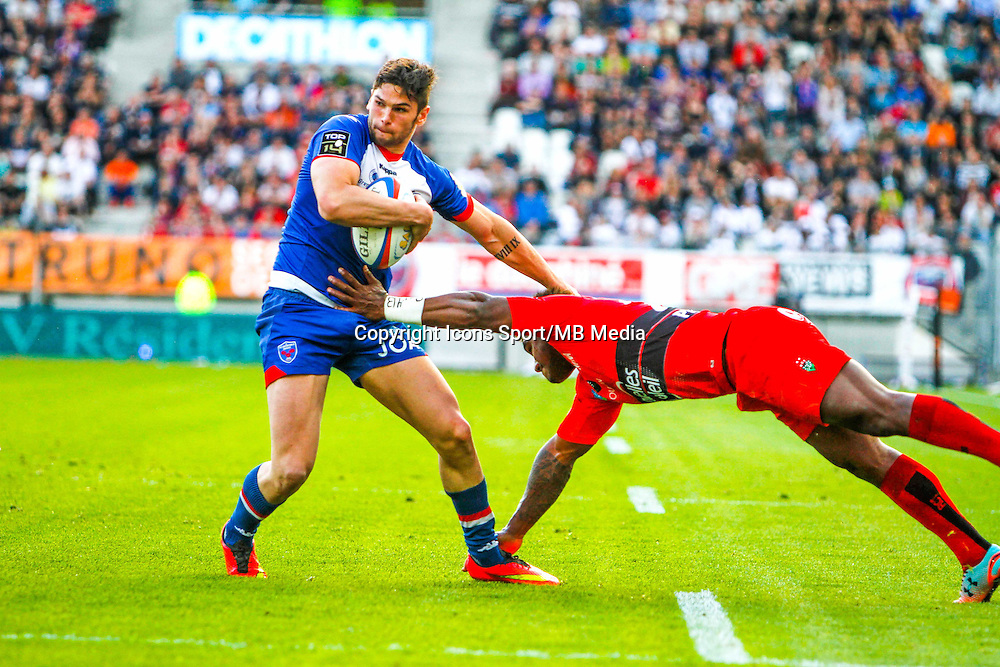 Xavier MIGNOT  - 11.04.2015 - Grenoble / Toulon  - 22eme journee de Top 14 <br />Photo :  Jacques Robert / Icon Sport