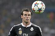 &copy; Filippo Alfero<br /> Juventus-Real Madrid, Champions League 2014/2015<br /> Torino, 05/05/2015<br /> sport calcio<br /> Nella foto: Gareth Bale