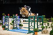 Robert Vos - Contessa<br /> Indoor Drachten 2017<br /> © DigiShots