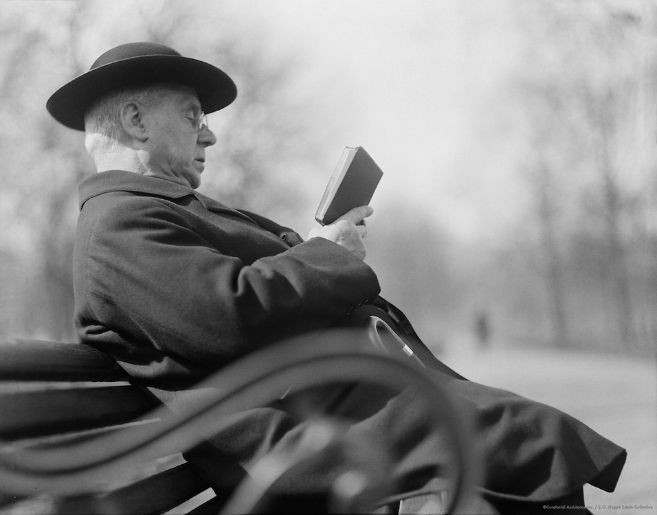 Reading Types, London, 1933