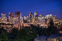 Blue Hour Bliss, Bellevue