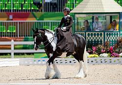 Minneci Barbara, BEL, Barilla<br /> Team Test Grade Ia <br /> Rio 2016 Paralympic Games<br /> © Hippo Foto - Jon Stroud