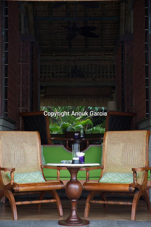 A Prince Maurice Resort | Le prince maurice renouvelle tout ses intérieurs. Mannequins Laetitia
