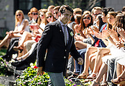 SHOT 6/2/16 9:36:59 AM - Colorado Academy Class of 2016 Commencement ceremonies at the Denver, Co. private school. The school graduated 88 seniors this year and the event capped a week filled with awards, tributes, and celebrations for the outgoing senior class. (Photo by Marc Piscotty / © 2016)