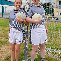 Aine Kelly and Grace Lynch