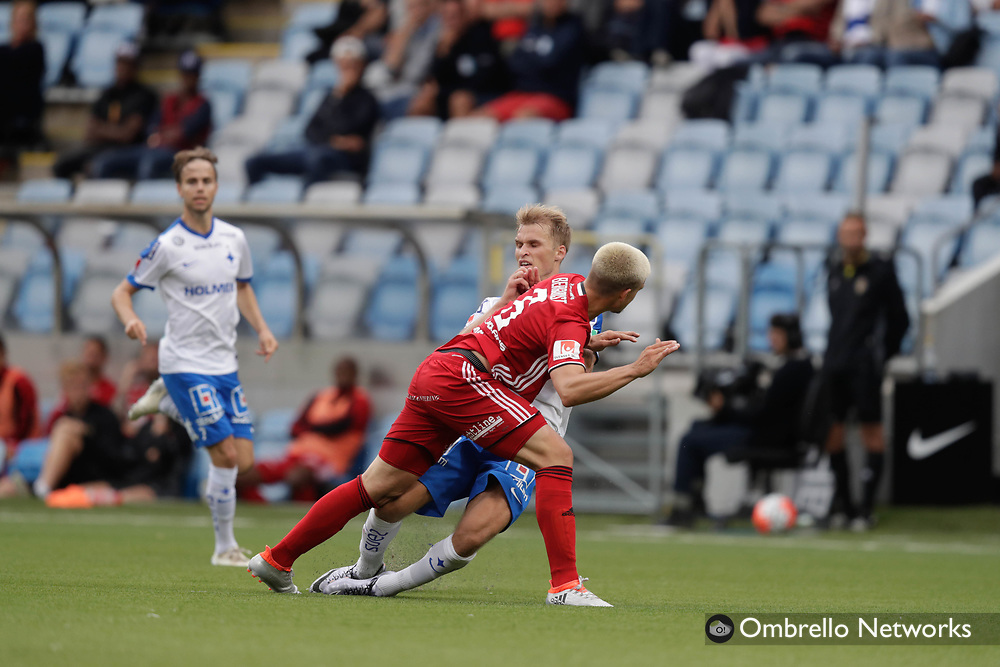 NORRKÖPING, SWEDEN - JULY 16: during the allsvenskan match between IFK Norrköping and Östersunds FK at Östgötaporten on July 16, 2016 in Norrköping, Sweden. Foto: Nils Petter Nilsson/Ombrello