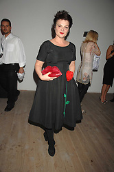 LULU GUINNESS at the Swarovski 'Runwy Rocks' held at the Phillips de Pury Gallery, Howick Place, London on 10th June 2008.<br /><br />NON EXCLUSIVE - WORLD RIGHTS