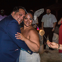 Alonso & Becca Wedding at Yucatan Princess