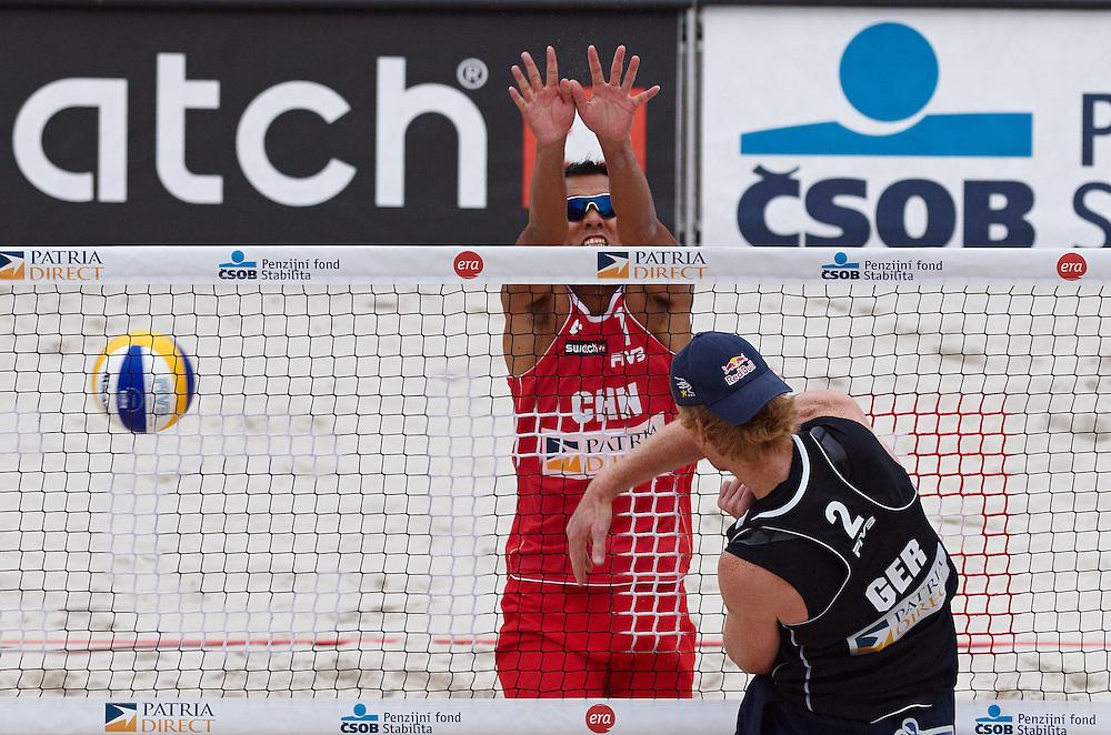 Swatch FIVB Patria Direct Open 2010 - GER vs CHN