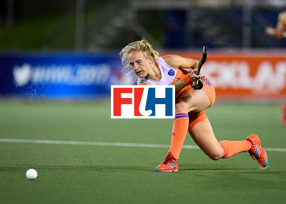 AUCKLAND - Sentinel Hockey World League final women<br /> Match id:10318<br /> 18 NED v KOR (Semi Final)<br /> Foto: Laurien Leurink <br /> WORLDSPORTPICS COPYRIGHT FRANK UIJLENBROEK