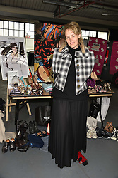 Bay Garnett at the #SheInspiesMe Car Boot Sale in aid of Women for Women International held Brewer Street Car Park, Soho, London England. 6 May 2017.<br /> Photo by Dominic O'Neill/SilverHub 0203 174 1069 sales@silverhubmedia.com