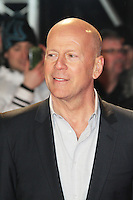 Bruce Willis, A Good Day To Die Hard - UK Film Premiere, Empire Cinema Leicester Square, London UK, 07 February 2013, (Photo by Richard Goldschmidt)