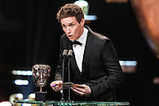 Category: Supporting Actress<br /> Citation reader(s): Eddie Redmayne<br /> Winner:<br /> L-r: