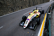 Alex PALOU, ESP, B-Max Racing Team Dallara-Volkswagen <br /> <br /> 65th Macau Grand Prix. 14-18.11.2018.<br /> Suncity Group Formula 3 Macau Grand Prix - FIA F3 World Cup<br /> Macau Copyright Free Image for editorial use only