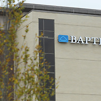 The new Baptist Hospital in Oxford. The hospital offers patients expanded services, including a larger emergency department; advanced technology; annd larger rooms. It will officially open on Saturday November 25.