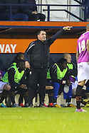 Martin Allen (Manager) of Barnet during the Sky Bet League 2 match at Kenilworth Road, Luton<br /> Picture by David Horn/Focus Images Ltd +44 7545 970036<br /> 14/11/2015