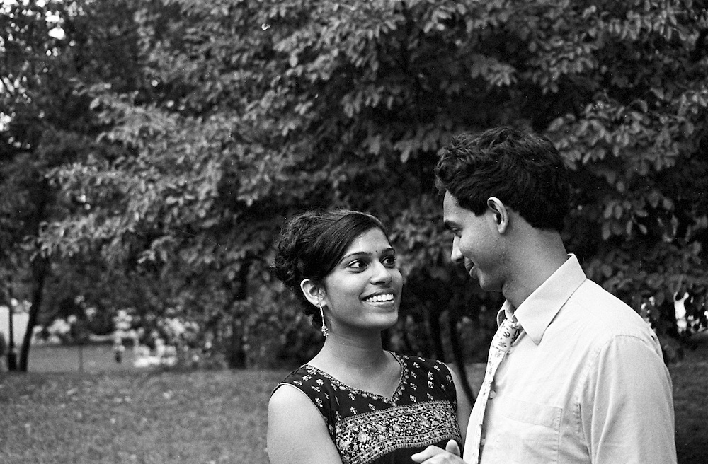 Viri & Joya Engagement - Sep 2007