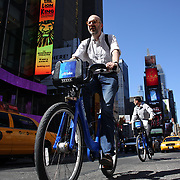 Citi Bike Bicycle Share Program New York
