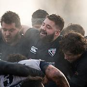Padova 14/01/2017 <br /> Campionato italiano di eccellenza<br /> Petrarca Padova vs Mogliano
