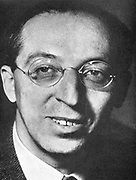 Aaron Copland (1900-1990) American composer and pianist.