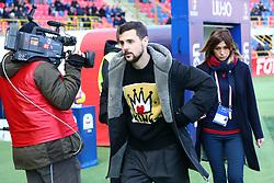 """Foto LaPresse/Filippo Rubin<br /> 24/02/2019 Bologna (Italia)<br /> Sport Calcio<br /> Bologna - Juventus - Campionato di calcio Serie A 2018/2019 - Stadio """"Renato Dall'Ara""""<br /> Nella foto: MATTIA DESTRO<br /> <br /> Photo LaPresse/Filippo Rubin<br /> February 24, 2019 Bologna (Italy)<br /> Sport Soccer<br /> Bologna vs Juventus - Italian Football Championship League A 2018/2019 - """"Renato Dall'Ara"""" Stadium <br /> In the pic: MATTIA DESTRO"""
