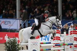 Goodin, Bruce (NZL) Freestyle<br /> Hagen - Horses and Dreams 2016<br /> © Stefan Lafrentz