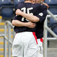Falkirk v St Johnstone..02.04.05<br />