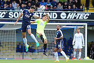 Southend United v Peterborough 01/01/2016