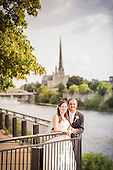 Michelle & Chris - Beautiful Cambridge Mill Summer Wedding
