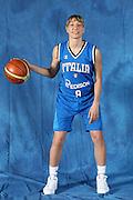 DESCRIZIONE : Alba Adriatica Raduno Collegiale Nazionale Femminile i posati delle giocatrici<br /> GIOCATORE : Francesca Modica<br /> SQUADRA : Nazionale Italia Donne<br /> EVENTO : Raduno Collegiale Nazionale Femminile <br /> GARA : <br /> DATA : 21/05/2009 <br /> CATEGORIA : Posato ritratto<br /> SPORT : Pallacanestro <br /> AUTORE : Agenzia Ciamillo-Castoria/C.De Massis