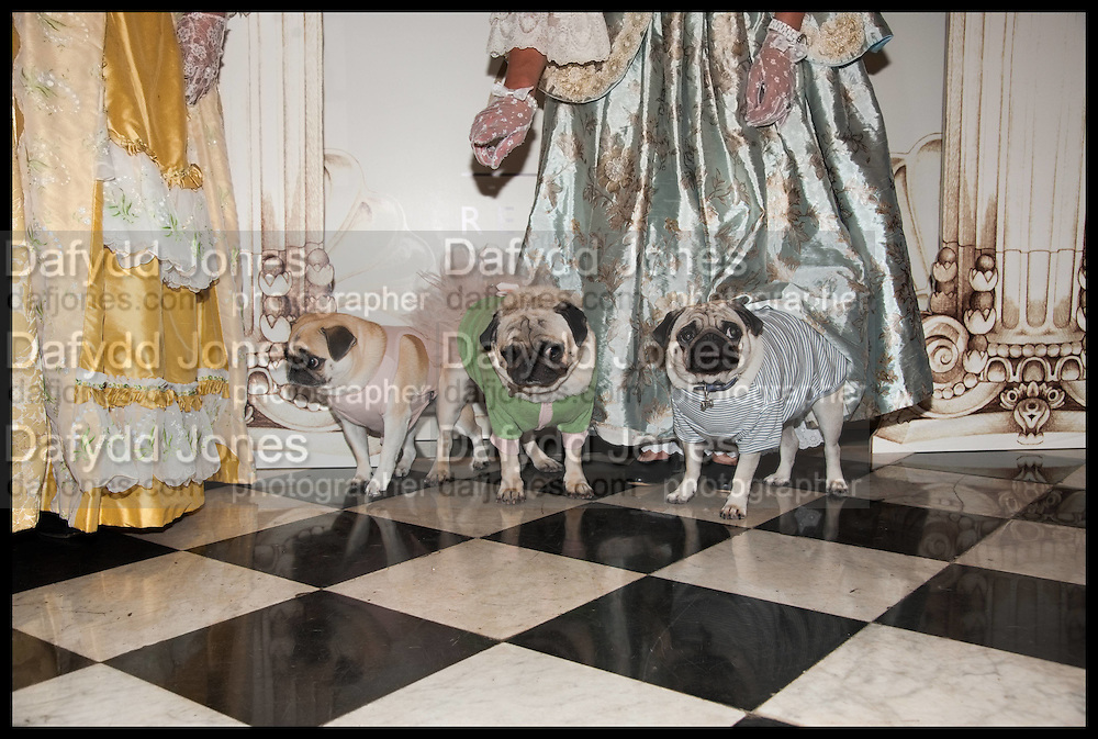 EDITH; BERTIE; GIZMAN, Florence Heoluwa 'Cuppy' Otedola Marie Antoinette Graduation party. Mandarin Oriental, Knightsbridge25th of July 2014.
