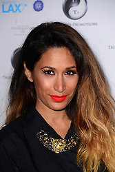 Preeya Kalidas during the Triforce Film Festival, London, United Kingdom. Sunday, 8th December 2013. Picture by Nils Jorgensen / i-Images