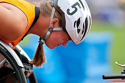 JANSEN Luna, 2014 IPC European Athletics Championships, Swansea, Wales, United Kingdom