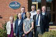 Campion Homes, Dunfermilne board of directors photography.