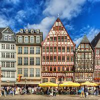 Frankfurt and Darmstadt