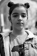 Leda Oddo-White 13 San Francisco participates in the March for our Lives in downtown San Francisco on March 24, 2018