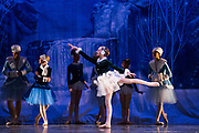 Academy of Classical Ballet performs Winter Wonderland at the Campbell Heritage Theatre in Campbell, California, on December 16, 2017. (Stan Olszewski/SOSKIphoto)