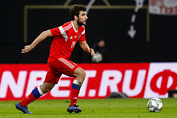 November 16, 2018 - Leipzig, Germany - Georgi Dzhikiya of Russia in action during the international friendly match between Germany and Russia on November 15, 2018 at Red Bull Arena in Leipzig, Germany. (Credit Image: © Mike Kireev/NurPhoto via ZUMA Press)