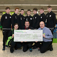 Asda Foundation Awards £2000 to Jeanfield Swifts Red 2002 U15's<br />