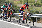 Vincenzo Nibali (ITA - Bahrain - Merida) during the 73th Edition of the 2018 Tour of Spain, Vuelta Espana 2018, 19th stage Lleida - Andorra 154,4 km on September 14, 2018 in Spain - Photo Luca Bettini / BettiniPhoto / ProSportsImages / DPPI