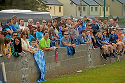 Supporters Watching on during the Westport Camoige match at Feile over the weekend.<br />Pic Conor McKeown