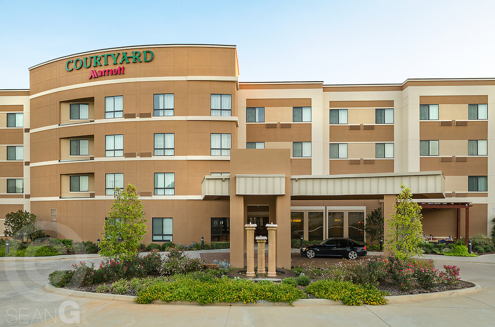 Courtyard by Mariott, Tyler, Texas