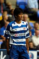 Photo: Ed Godden.<br />Reading v Feyenoord. Pre Season Friendly. 12/08/2006.<br />Reading player Seol Ki-Hyeon.