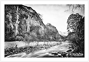 The awe inspiring beauty of the Lauterbrunnen Valley in the Bernese Oberland, Switzerland - inspiration for JRR Tolkien&rsquo;s fictional Elven settlement of &ldquo;Rivendell&rdquo;<br /> <br /> To order please email orders@girtbyseaphotography.com quoting the image title or reference number, and your preferred print size. You will receive a quick reply recommending print media options to best suit your chosen image, plus an obligation-free quotation. See the pricing page for current standard size prices.