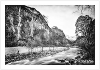 The awe inspiring beauty of the Lauterbrunnen Valley in the Bernese Oberland, Switzerland - inspiration for JRR Tolkien&rsquo;s fictional Elven settlement of &ldquo;Rivendell&rdquo;<br />