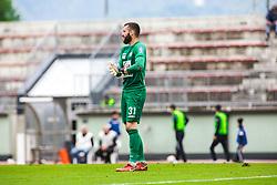 Metod JURHAR during Football match between NK Triglav Kranj and NK Celje, on May 12, 2019 in Sport center Kranj, Kranj, Slovenia. Photo by Peter Podobnik / Sportida