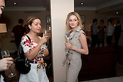 KEELEY WALKER Terry Ronald - book launch party for his book ' Becoming Nancy' . The Westbury Hotel, Pine Room, Bond Street, London, W1S 2YF<br /> -DO NOT ARCHIVE-© Copyright Photograph by Dafydd Jones. 248 Clapham Rd. London SW9 0PZ. Tel 0207 820 0771. www.dafjones.com.