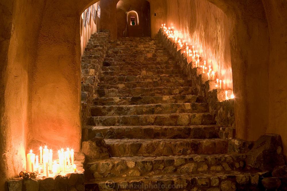 Menzel & D'Aluisio cave. Napa, California, USA. ((PRIV)).