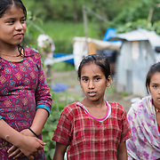 Community members, Babare, Dolakha, Nepal