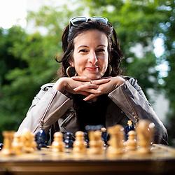 20200530: SLO, Chess - Portrait of Jana Krivec